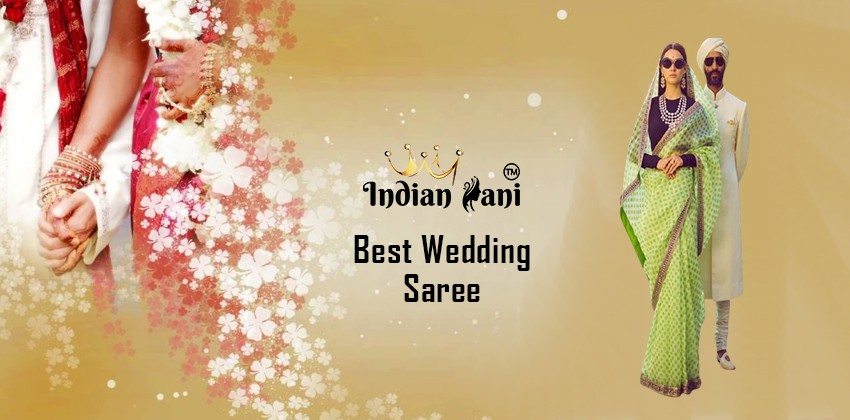 Tips for Selecting Best Wedding Saree